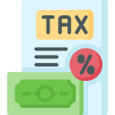 illustration for taxes