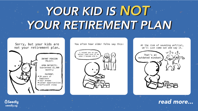 PSA: Your Kids Are NOT Your Retirement Plan