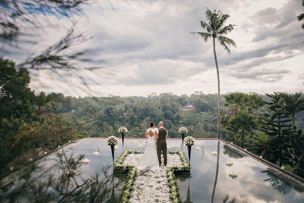 Bali wedding valentino Ruya