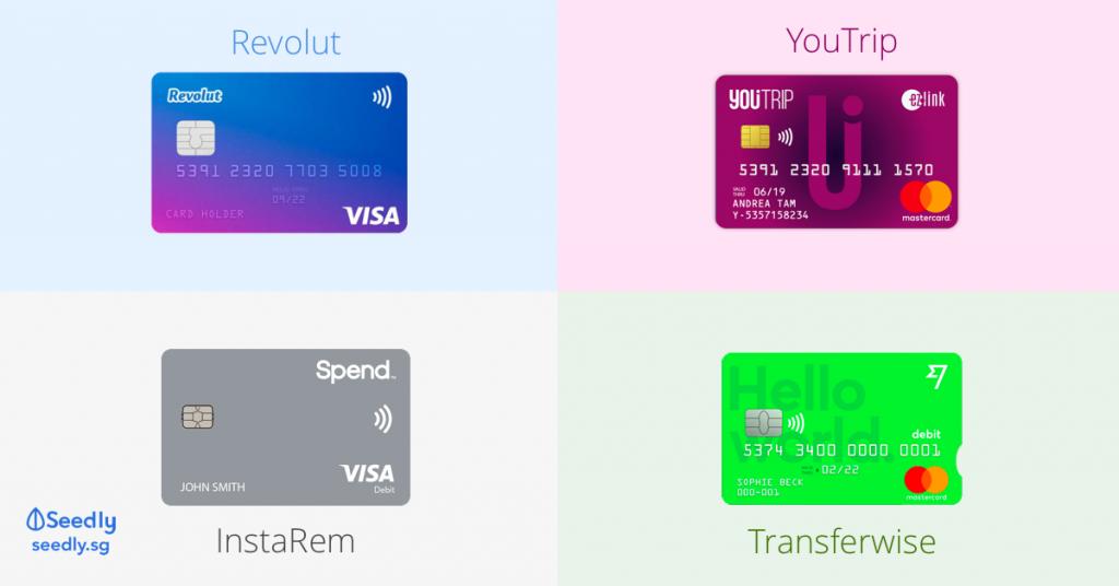 Revolut vs YouTrip vs Instarem vs Transferwise