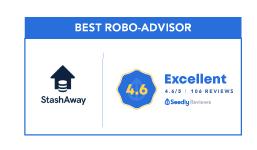 best robo-advisor Stashaway