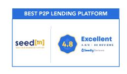 Best p2p lending platform Seedin