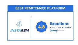 best remittance platform Instarem
