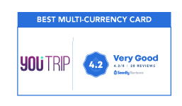 best multicurrency card youtrip