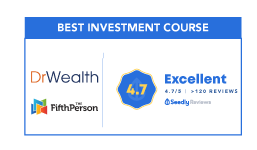 best investment courses Drwealth and Fifthperson