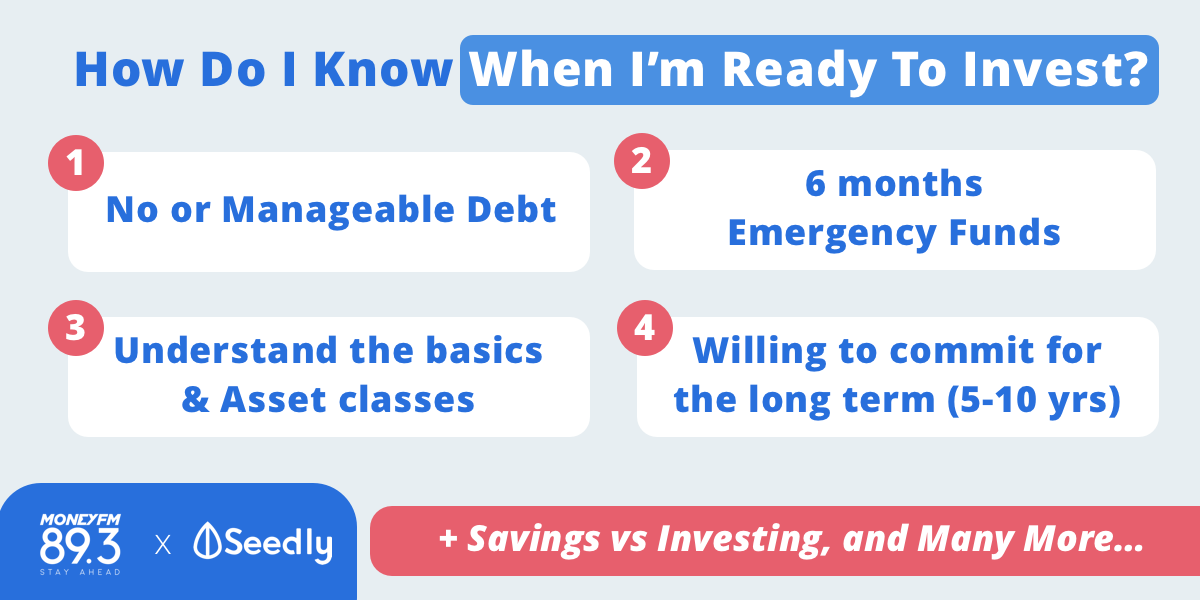How Do I know You Are Ready to Invest?