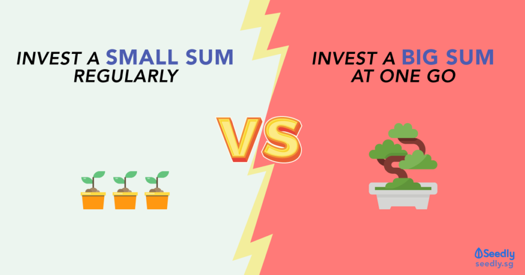 Lump sum vs dollar cost averaging investment
