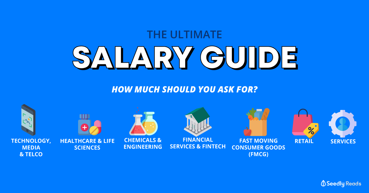 Salary guide 2020 for Singapore