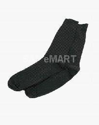 SAF black socks