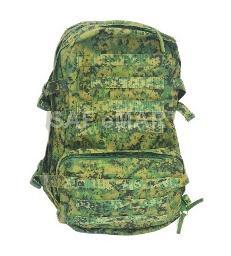 SAF pixelised bag