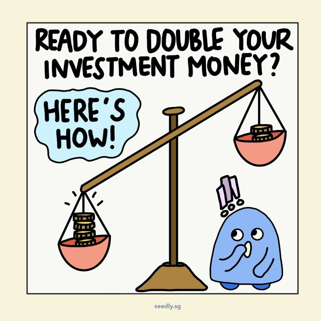 Rule of 72 Comic 1