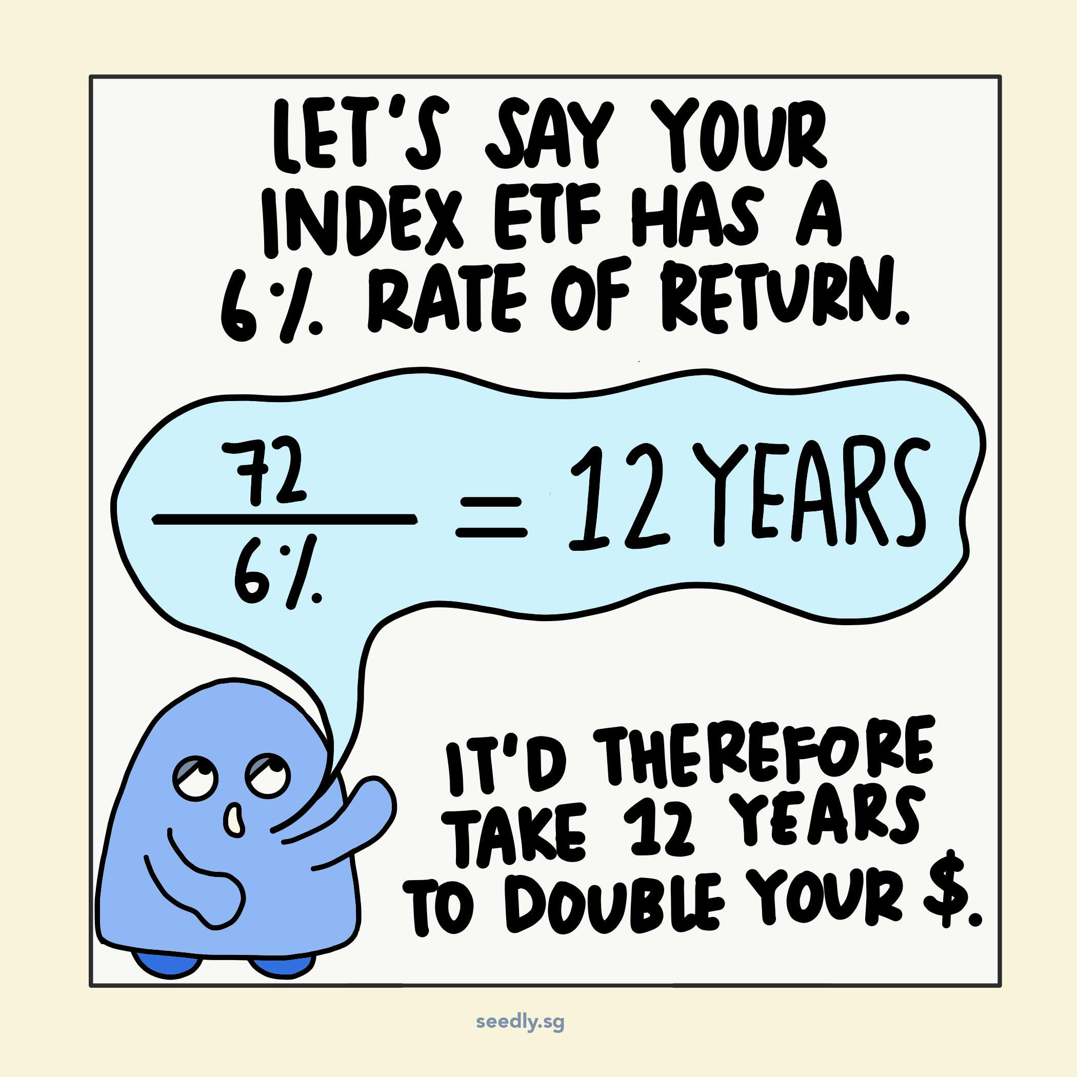 Rule of 72 Comic 4