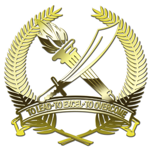 Officer Cadet School OCS Badge