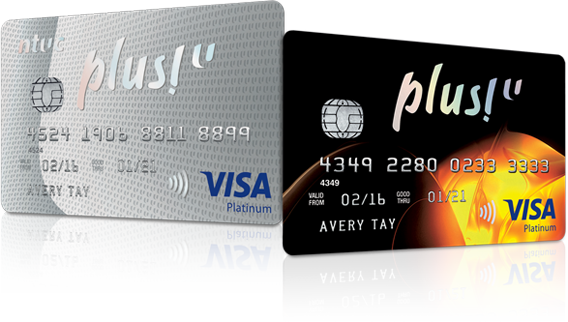 Plus! Visa Card