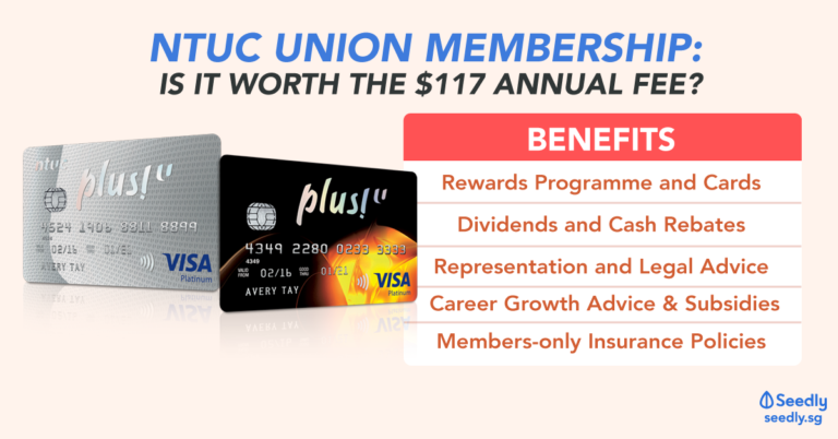The NTUC Union Membership Programme: Is it Worth $117 A Year?
