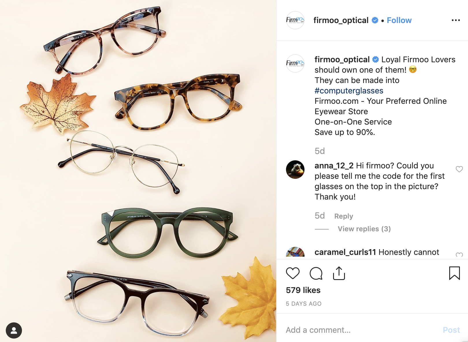 Firmoo Optical Eyewear