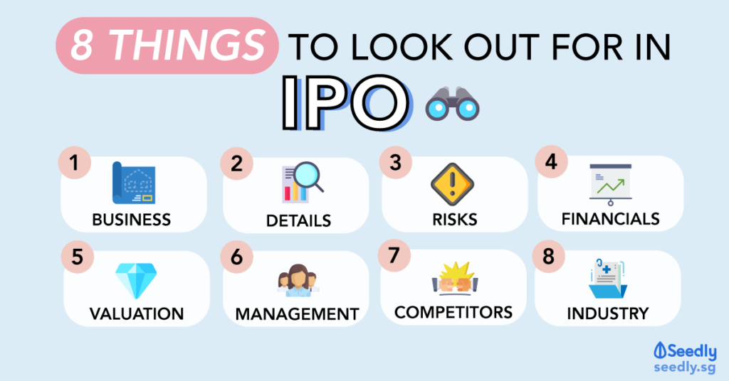 IPO Prospectus things to look out for