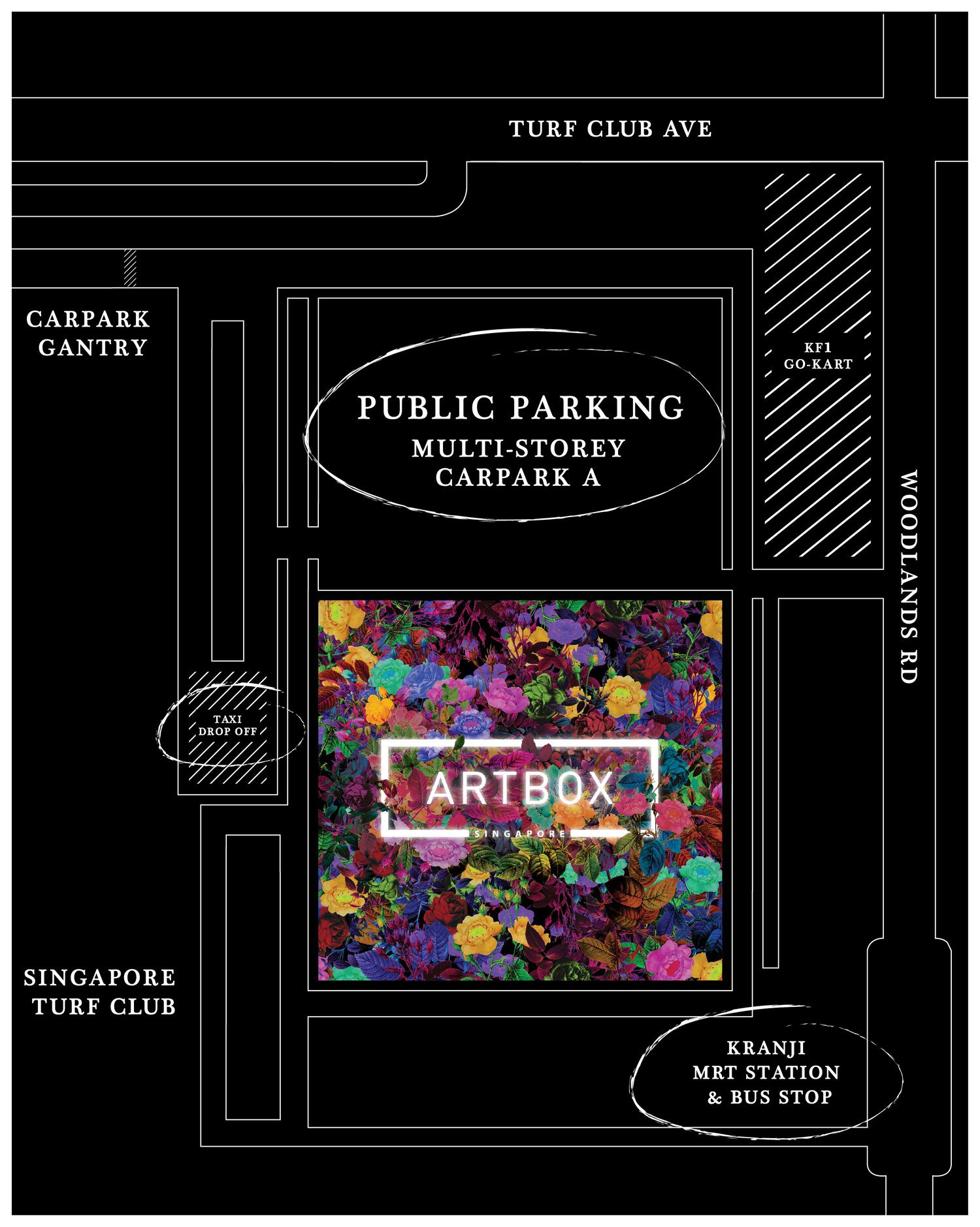 Artbox Singapore - How to get there