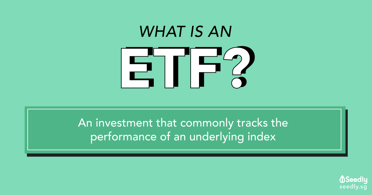 Definition of ETF - exchange-traded fund