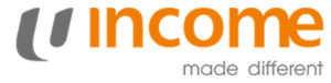 NTUC Income Logo - Domestic Home Cleaning Services