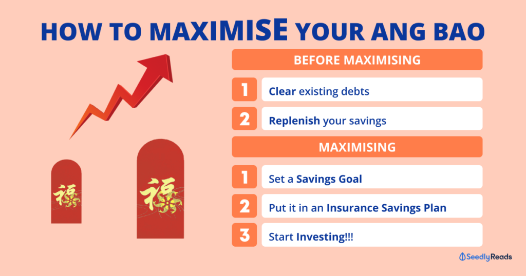 what to do with ang bao money