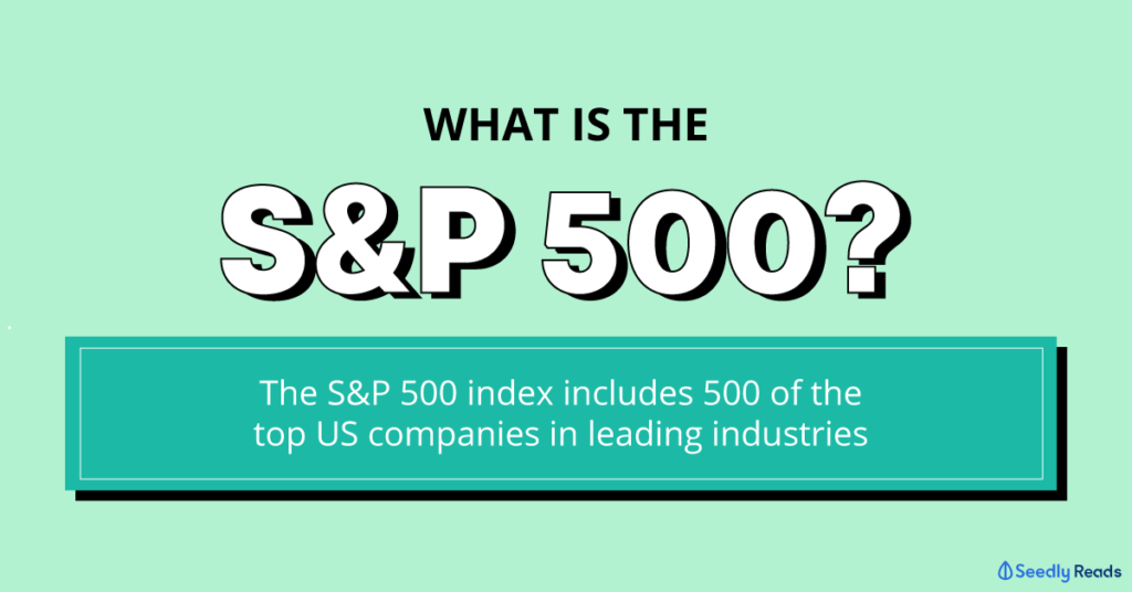 what is S&P 500 index