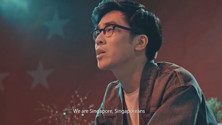 We are Singapore, Singaporeans