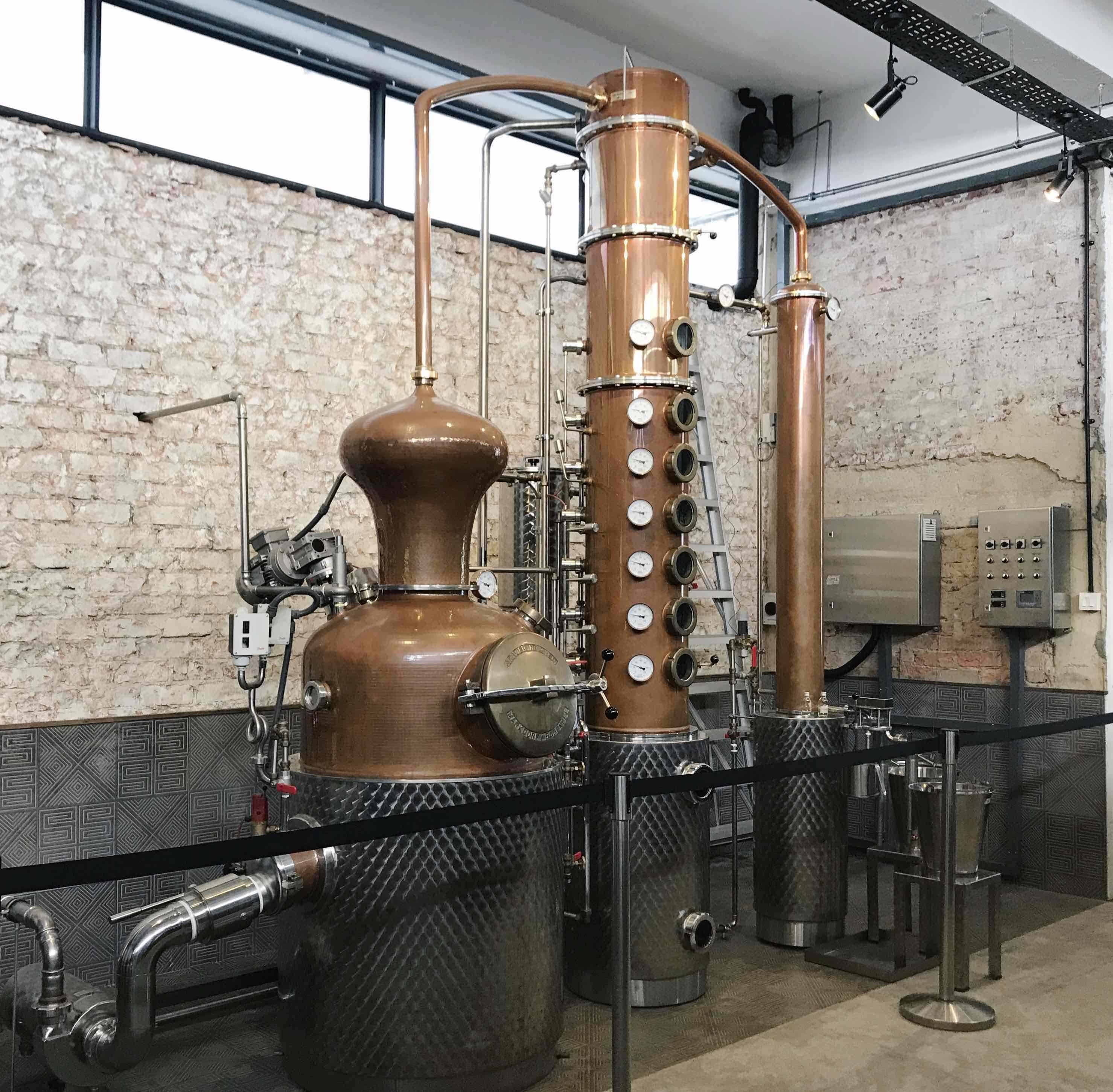 Brass Lion Distillery 6