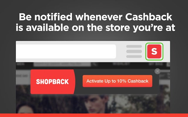 Shopback Extension