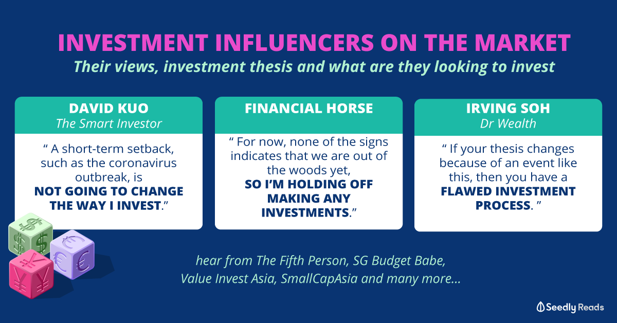 investment influencers market outlook