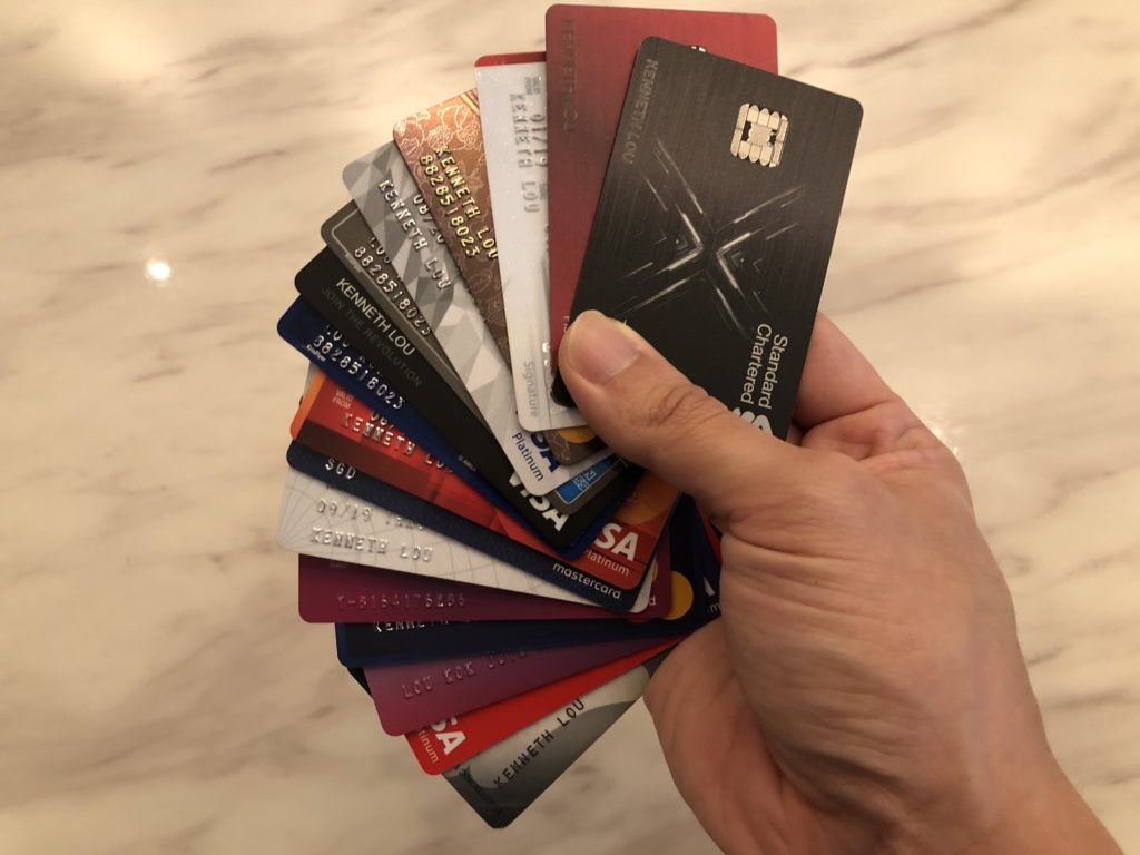 Credit cards review singapore