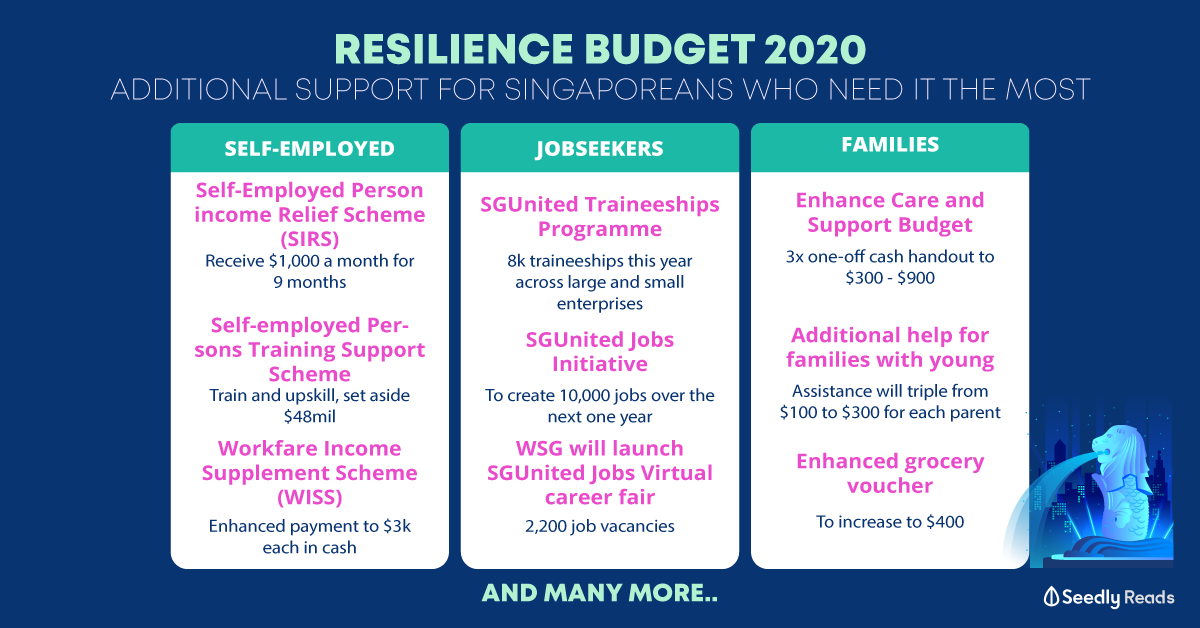 RESILIENCE BUDGET 2020