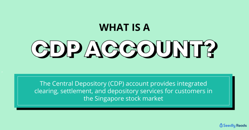 what is cdp account