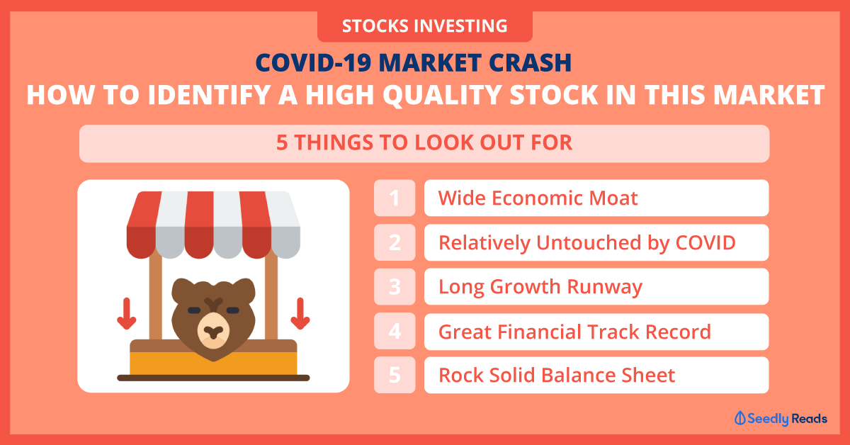 High quality stock covid19