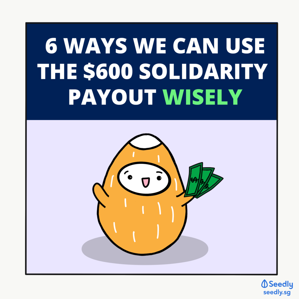 6 Ways To Use $600 Solidarity Payout