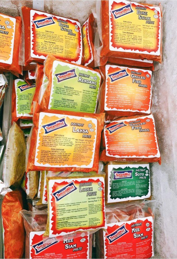 Nikmart Frozen Pastes