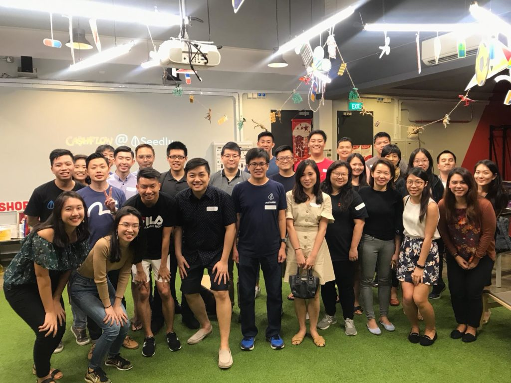 Seedly Community Cashflow Meetup