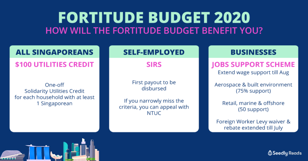 Seedly Fortitude Budget Singapore