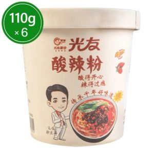 Guangyou Instant noodle hot and spicy