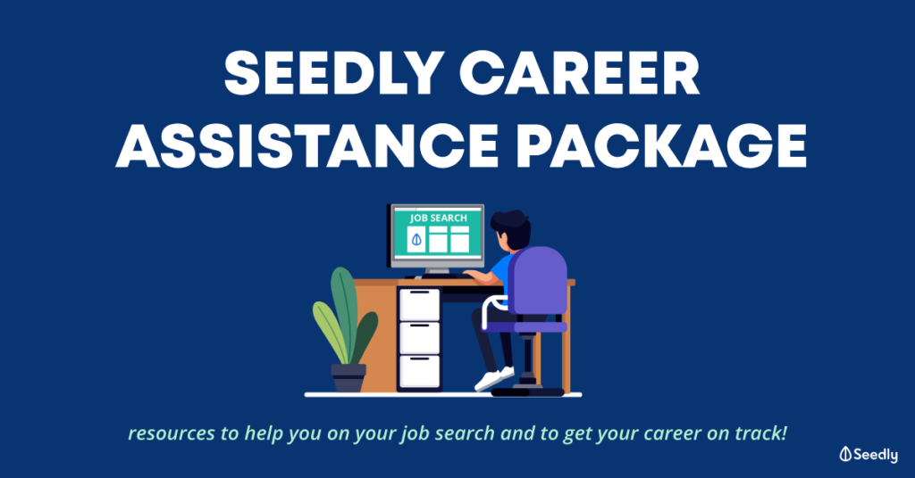Seedly Career Assistance Package