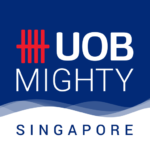 uob might logo png