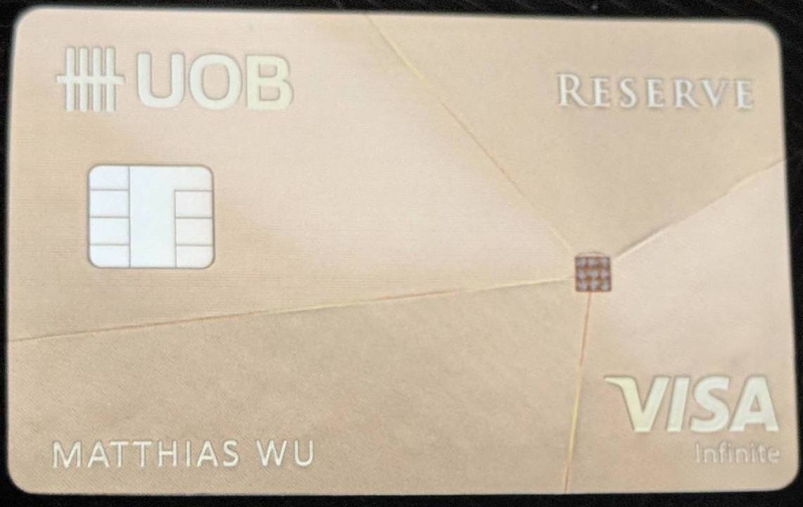 Hardwarezone uob reserve diamond card