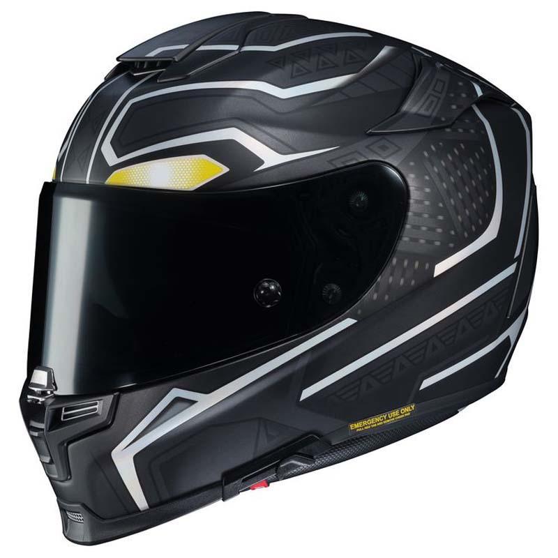 HJC Black Panther Full Face Helmet