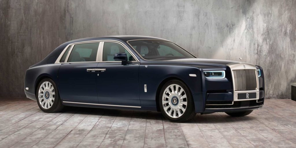 Chicago Auto Show Rolls-Royce Phantom