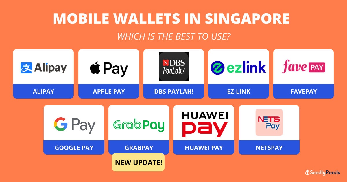 080221 - Mobile Wallets e-wallets in Singapore
