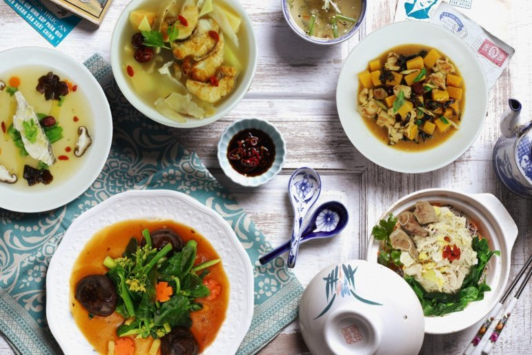 singapore confinement food catering tian wei signature