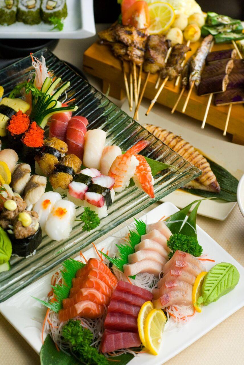 Shin Minori Japanese Restaurant Ala carte buffet