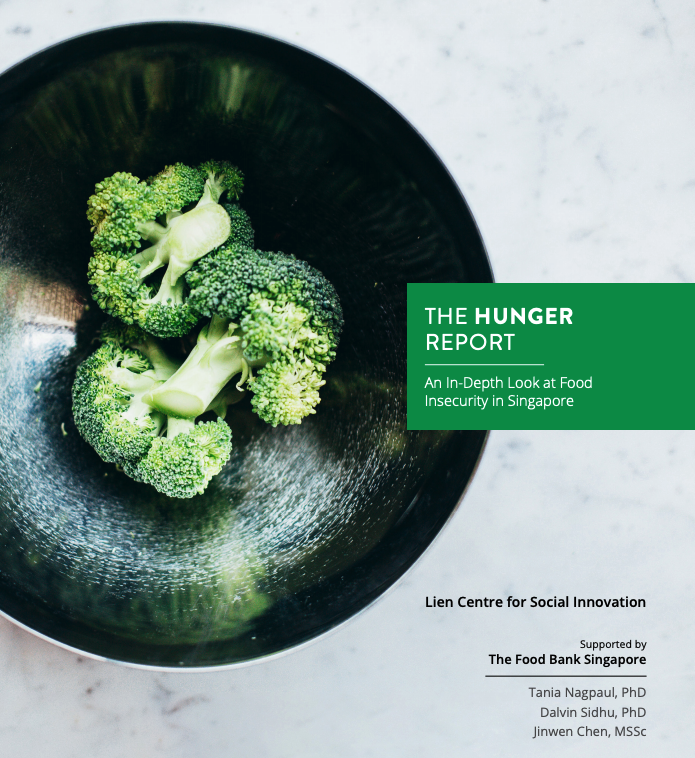 The hunger report 2019