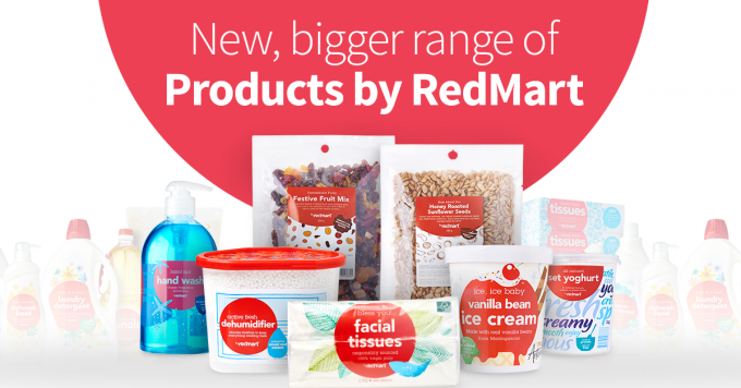 RedMart-Private-Label-Products