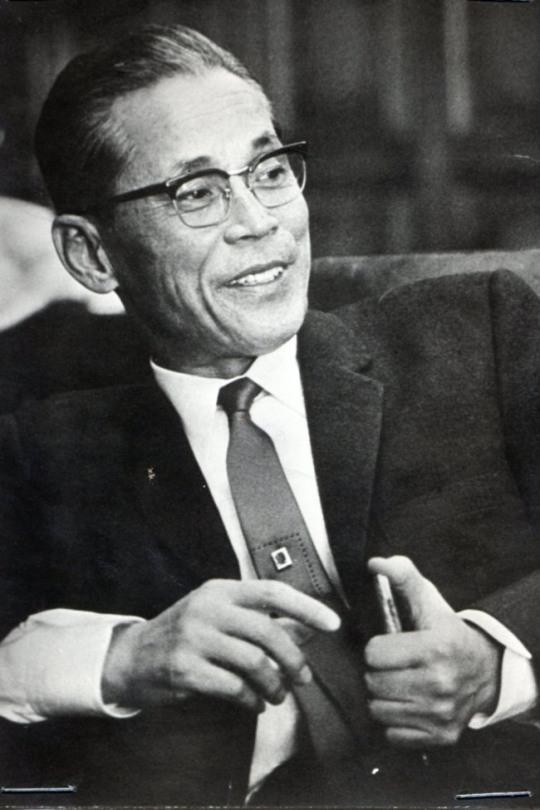 Samsung founder Lee Byung-chul